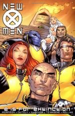 Couverture New X-Men: E is for Extinction