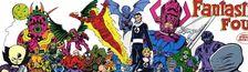 Cover Chronologie Fantastic Four/FF (VO)
