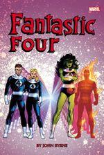Couverture Fantastic Four by John Byrne Omnibus, Volume 2