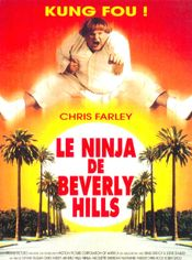 Affiche Le Ninja de Beverly Hills