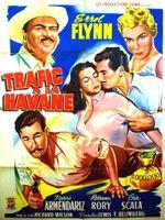 Affiche Trafic à La Havane