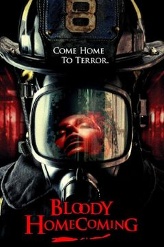 Affiche Bloody Homecoming