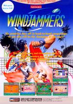 Jaquette Windjammers