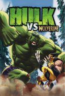 Affiche Hulk Vs. Wolverine
