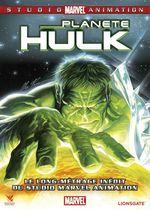 Affiche Planète Hulk