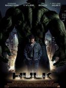 Affiche L'Incroyable Hulk