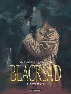 Couverture Blacksad : L'Intégrale