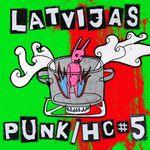 Pochette Latvijas Punk/HC #5