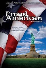 Affiche Proud American