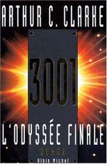 Affiche 3001 L'Odyssée finale