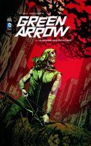 Couverture La Guerre des outsiders - Green Arrow (2011), tome 2