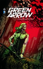 Couverture La Guerre des outsiders - Green Arrow (2011), tome 2