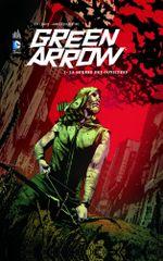Couverture La Guerre des outsiders - Green Arrow, tome 2