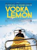 Affiche Vodka Lemon
