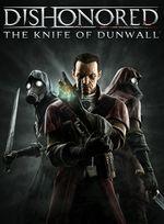 Jaquette Dishonored : La Lame de Dunwall