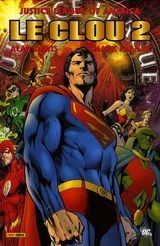 Couverture Justice League of America : Le Clou 2
