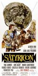 Affiche Satyricon