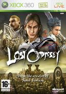 Jaquette Lost Odyssey
