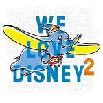 Pochette We Love Disney 2