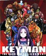 Couverture Keyman: The Hand of Judgement