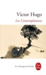 Couverture Les Contemplations