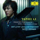 Pochette Prokofiev: Piano concerto no. 2 / Ravel: Piano concerto in G major