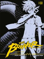 Couverture The Breaker : New Waves