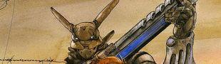 Cover Films de gros robots avec des petites oreilles de lapin