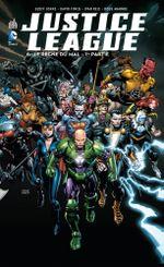 Couverture Le Règne du Mal - 1ère partie - Justice League, tome 6
