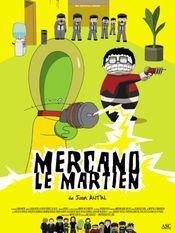 Affiche Mercano le martien
