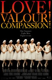 Affiche Love! Valour! Compassion!