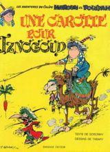 Couverture Une carotte pour Iznogoud - Iznogoud, tome 7