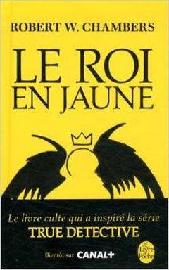 Couverture Le Roi en jaune