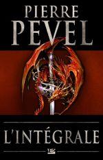 Couverture Pierre Pevel - L'Intégrale