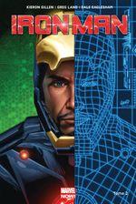 Couverture The Secret Origin of Tony Stark, Book 1 - Iron Man (2013), tome 2