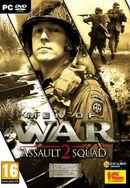 Jaquette Men of War: Assault Squad 2