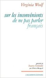 Couverture Sur les inconvénients de ne pas parler le français