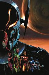 Couverture Avengers: Rage of Ultron