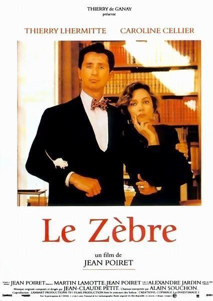 Le z bre film 1992 senscritique for Alexandre jardin zebre