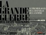 Couverture La Grande Guerre - Le premier jour de la bataille de la Somme
