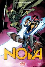 Couverture Origines - Nova (2013), tome 1
