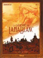 Couverture La Roue du Temps - La Légende du Lama Blanc, tome 1
