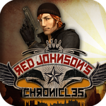Jaquette Red Johnson's Chronicles
