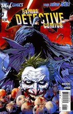 Couverture Detective Comics (2011 - Present)