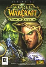 Jaquette World of Warcraft : The Burning Crusade