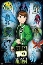 Affiche Ben 10 : Ultimate Alien