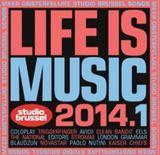 Pochette Life Is Music 2014.1