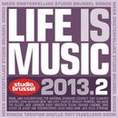 Pochette Life Is Music 2013.2