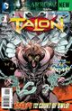 Couverture Talon (2012 - 2014)