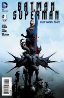Couverture Batman/Superman (2013 - Present)